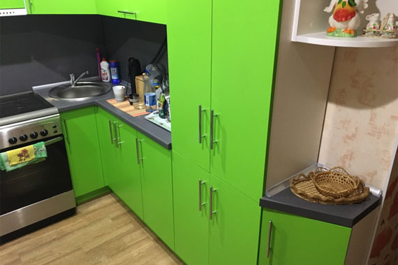 Угловые кухни под заказ - фото 1