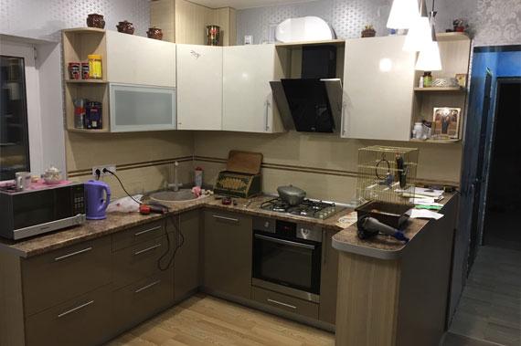 Кухни под заказ - фото 21