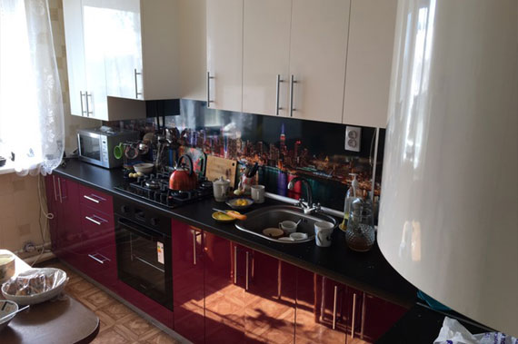 Кухни под заказ - фото 19