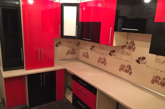Угловые кухни под заказ - фото 4