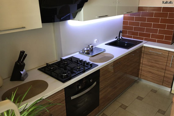 Кухни под заказ - фото 7