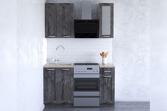 Рамочная кухня - фото 1