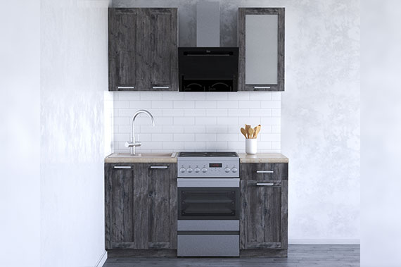 Рамочная кухня - фото 2