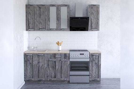 Рамочная кухня - фото 7